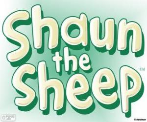 Puzzle Logo du Shaun le mouton