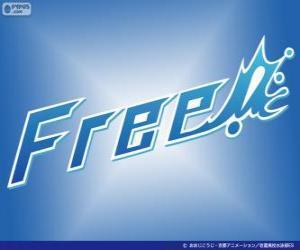 Puzzle Logo Free! - Iwatobi Swim Club