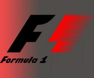 Puzzle Logo officiel de Formule 1