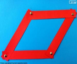 Puzzle Losange