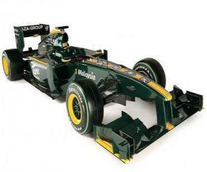 Puzzle Lotus T127