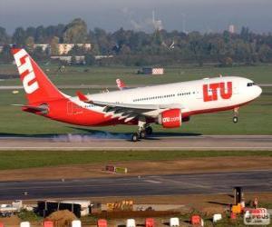 Puzzle LTU est une compagnie aérienne allemande