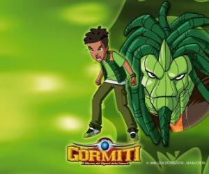 Puzzle Lucas est le Seigneur de la Forêt et permet de contrôler les arbres et les plantes