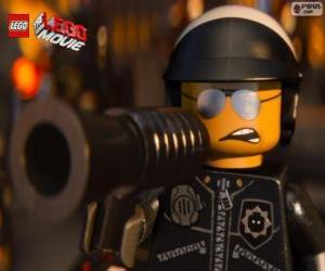 Puzzle Méchant Flic, Bad Cop, La Grande Aventure Lego