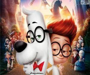 Puzzle M. Peabody et Sherman