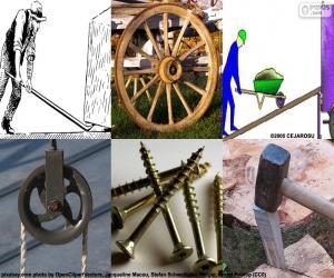 Puzzle Machines simples