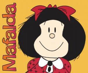 Puzzle Mafalda