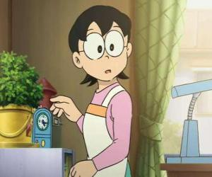 Puzzle Maman de Nobita, Tamako Nobi