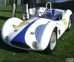 Puzzle Maserati Tipo 61 (1960)