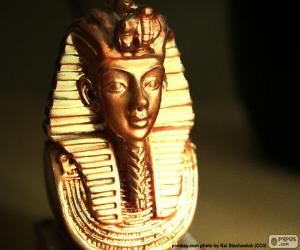 Puzzle Masque de Pharaon Toutankhamon