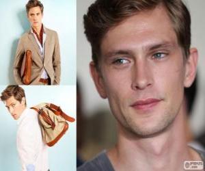 Puzzle Mathias Lauridsen est un modèle danois