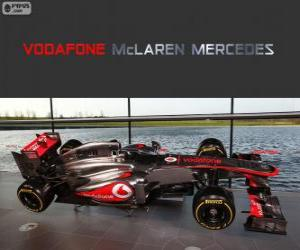 Puzzle McLaren MP4-28 - 2013 -