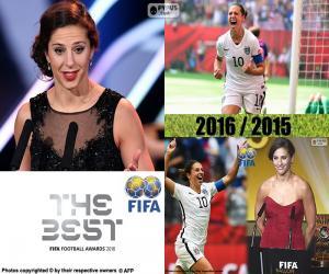 Puzzle Meilleur joueuse de la FIFA 2016