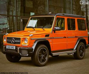 Puzzle Mercedes-AMG G 63