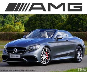 Puzzle Mercedes-AMG S 63 Cabriolet