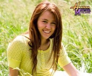 Puzzle Miley Cyrus / Hannah Montana