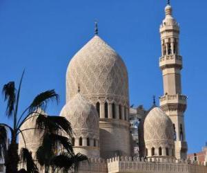 Puzzle Minarets, les tours de la mosquée