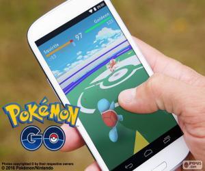 Puzzle Mobile avec l'app Pokémon GO