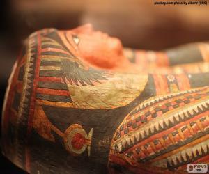 Puzzle Momie du Pharaon