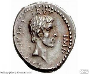 Puzzle Monnaie romaine
