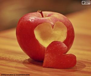 Puzzle Morsures d'amour