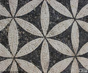 Puzzle Mosaïque romaine