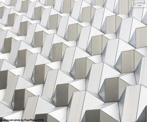 Puzzle Motif géométrique