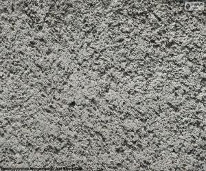 Puzzle Mur de béton brut