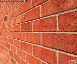 Puzzle Mur de briques
