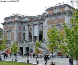 Puzzle Musée du Prado, Madrid