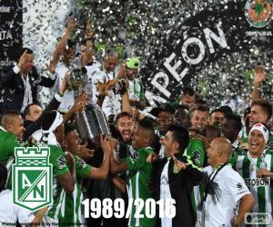 Puzzle Nacional, Copa Libertadores 2016