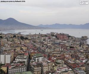 Puzzle Naples, Italie