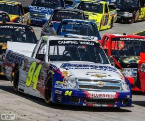 Puzzle NASCAR Truck Series