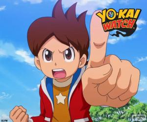 Puzzle Nathan, Yo-Kai Watch