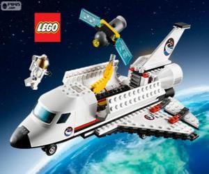 Puzzle Navette spatiale de Lego City