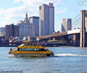 Puzzle New York Water Taxi
