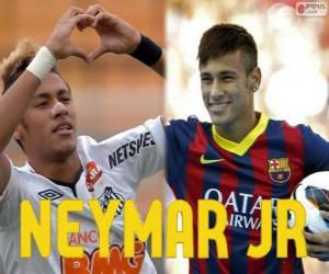 Puzzle Neymar Jr.
