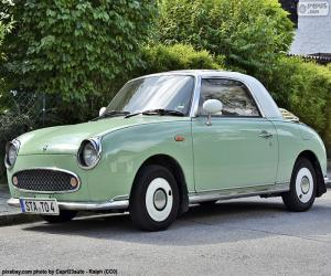 Puzzle Nissan Figaro