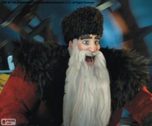 Puzzle Nord, Père Noël
