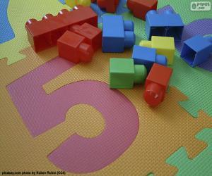 Puzzle Numéro cinq