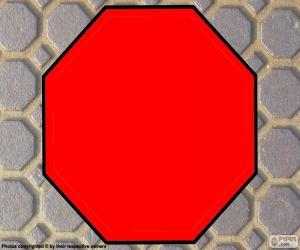 Puzzle Octogone régulier