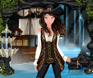 Puzzle Oh My Dollz pirate
