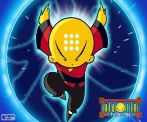 Puzzle Omi, Xiaolin Dragon d'Eau, le personnage principal