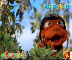Puzzle Oriba de Cocoricó