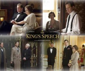 Puzzle Oscar 2011 - Meilleur film: Le Discours d'un roi (2)