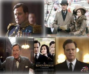 Puzzle Oscar 2011 - Meilleur film: Le Discours d'un roi
