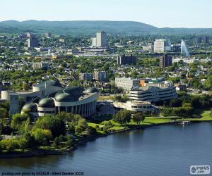 Puzzle Ottawa, Canada