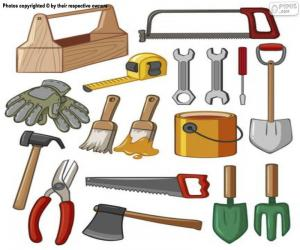 Puzzle Outils