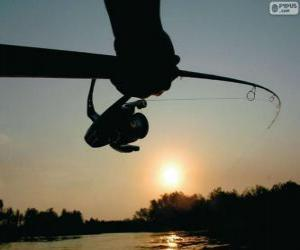 Puzzle Pêche sportive