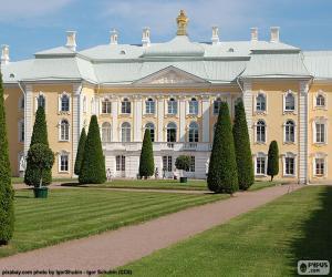 Puzzle Palais de Peterhof, Russie